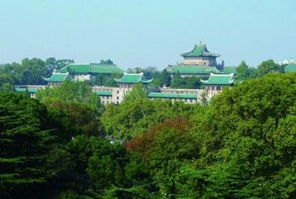 武汉大学:最美大学_最美网络