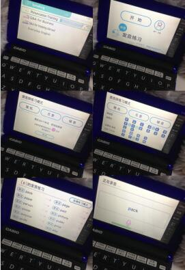 一台卡西欧E-Y200,助你完成英语听说读写的综合学习