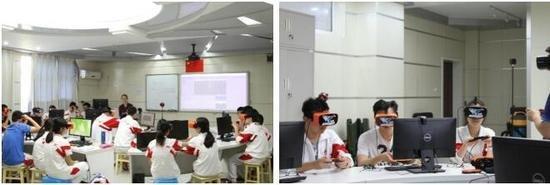 幻鲸VR在人大附中的VR教育实践